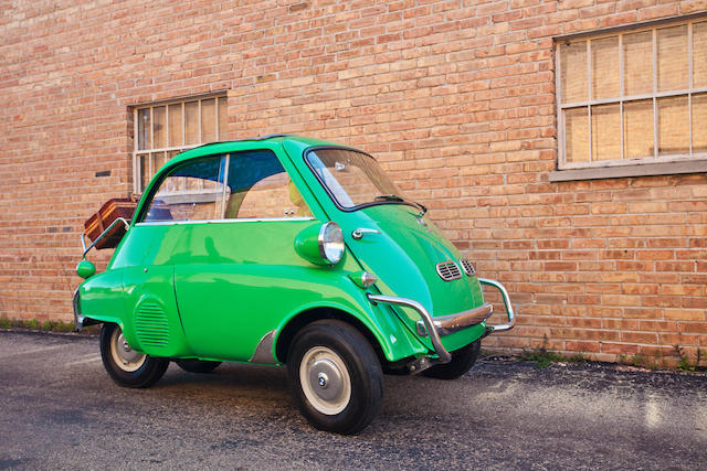 1957 BMW Isetta 300  Chassis no. 501617
