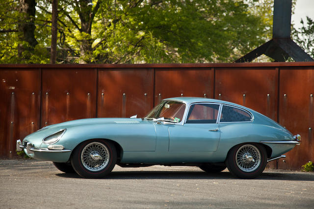 California car from new, last on the road in 1981,1965 Jaguar E Type 4.2 Liter Series 1 Fixed Head Coupe  Chassis no. IE 30723 Engine no. 7E 2860-9