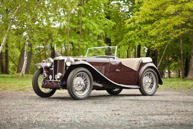 Single long term ownership of 36 years, former MG T Register Show Car,1949 MG TC Midget Two Seater  Chassis no. 7251 Engine no. 7723