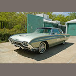 1963 Ford Thunderbird Coupe  Chassis no. 3Y83Z126821
