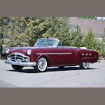 1952 Packard Series 250 Convertible  Chassis no. 2579-2255