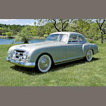 1954  Nash-Healey  LeMans Coupe  Chassis no. 3025 Engine no. NHA 1248