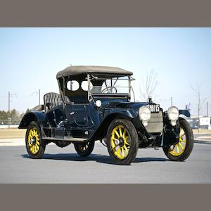 1915  Packard Model 3-38 Gentleman's Roadster  Chassis no. TBD Engine no. 76440