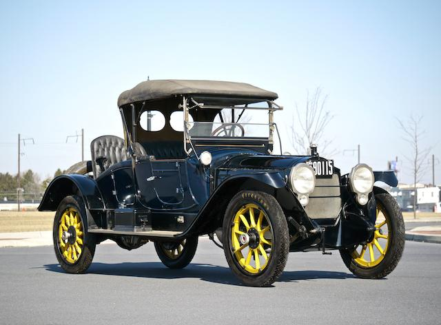 1915 Packard Model 3-38 Six Gentleman's Roadster  Engine no. 76440