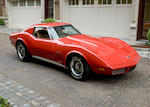 1973 Chevrolet Corvette Stingray T-Top Coupe  Chassis no. 1Z37J3S419885