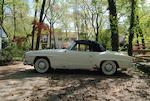 1958 Mercedes-Benz 190SL Roadster  Chassis no. 1210428500787