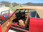 42,000 miles from new,1984 Rolls-Royce Corniche II Convertible  Chassis no. SCAZD42A8ECX08826