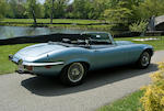 1973 Jaguar XKE Series III Convertible  Chassis no. UDIS21868BW Engine no. 7S9993LA