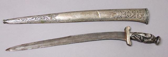 A scarce Sumatran Pedang Lurus