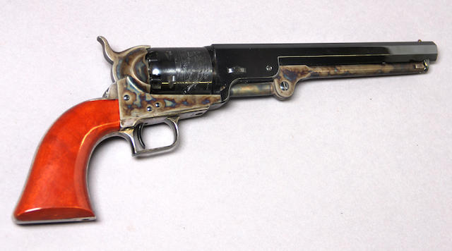 A boxed Colt reproduction Model 1851 Navy percussion revolver