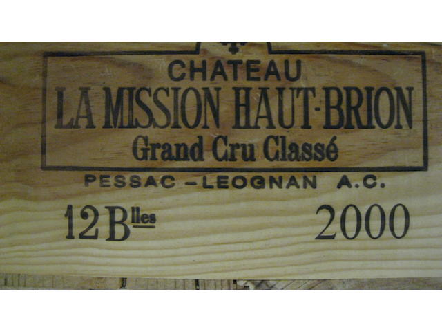 Chateau La Mission Haut-Brion 2000 (12)