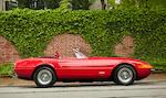 Originally supplied new through Garage Francorchamps, ex-Rod Stewart,1973 Ferrari 365 GTB/4 Daytona Spyder Conversion  Chassis no. 16639 Engine no. 16639