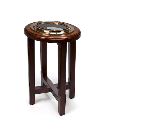 Catboat End Table