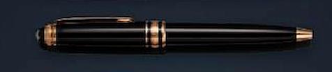 MONTBLANC: Meisterstück 116 Mozart Ballpoint Pen Limited 1924 Anniversary Edition