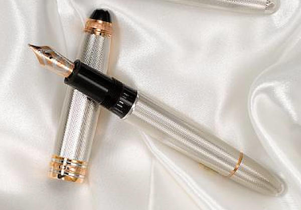 MONTBLANC: Meisterstück Solitaire 146 Barley 1924 Anniversary Limited Edition Fountain Pen