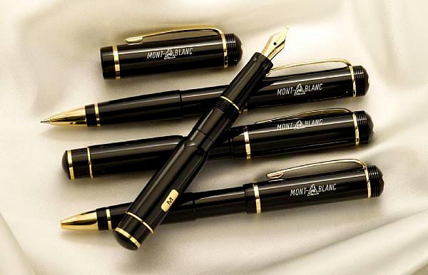 MONTBLANC: 100 Year Anniversary Historical Collection 4-Piece Limited Edition Set