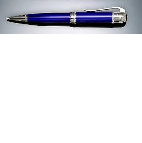 MONTBLANC: Jules Verne Limited Edition Writers Series Ballpoint Pen