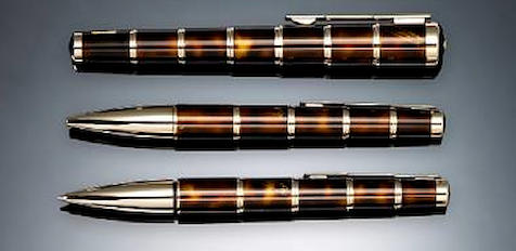 MONTBLANC: Miguel De Cervantes Limited Edition Writers Series 3-Piece Set