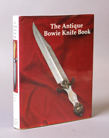 One volume: The Antique Bowie Knife Book