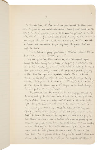 "DAY LEWIS, CECIL. 1904-1972. Autograph Manuscript Signed (""C. Day Lewis""),"