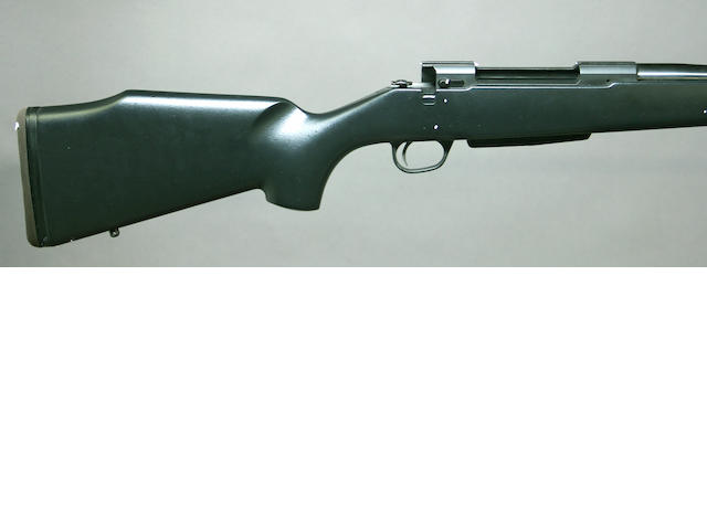 A boxed .30-378 Weatherby Sako Model 995 bolt action rifle