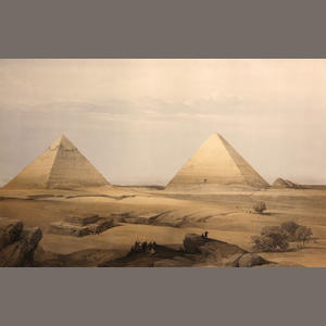 David Roberts Lithographs