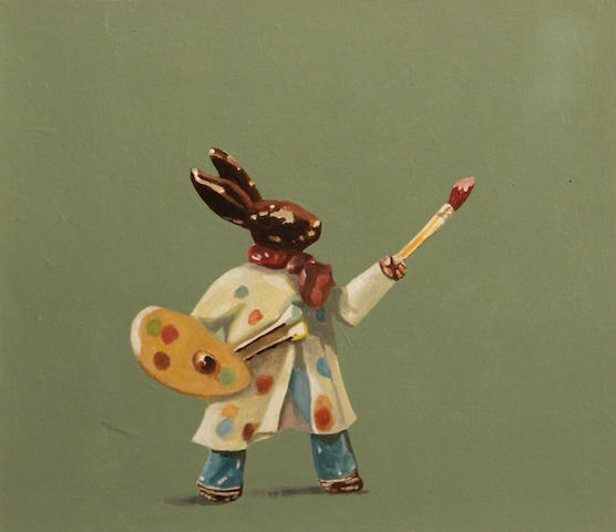 Martin Mull, Rabbit artist