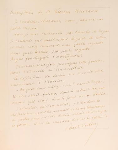 VALERY, PAUL. 1871-1945. 1. Variete. Paris: Nouvelle Revue Francaise, 1924.