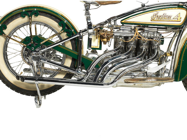 1930 Indian 'Customised' Four Engine no. EA10431