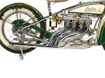 1930 Indian 'Customised' Four Engine no. EA10431