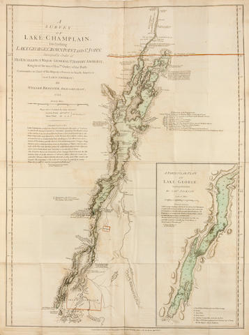 SAYER, ROBERT, AND JOHN BENNETT. The American Military Pocket Atlas; being an Approved Collection of Correct Maps, both General and Particular, of the British Colonies. London: R. Sayer and J. Bennett, [1776].