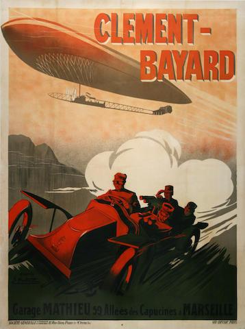 #3156 Clement Bayard
