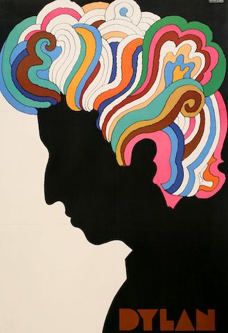 Milton Glaser (American, born 1929); Dylan;
