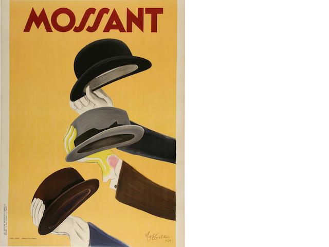#396 Mossant Hats