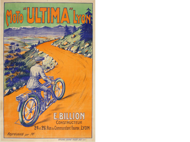 #400 Moto Ultima