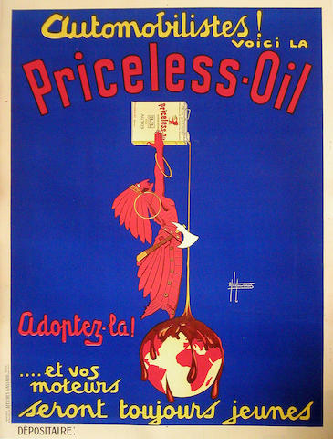 #468 Priceless Oil