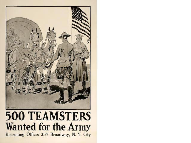 #4328  500 Teamsters