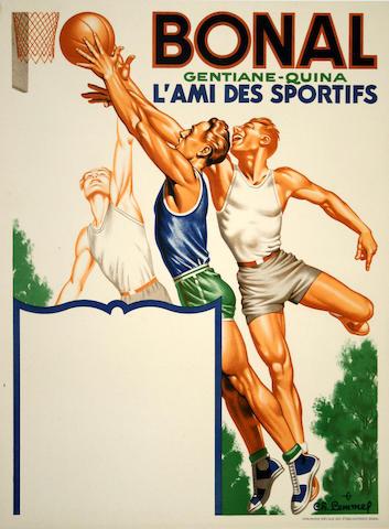 Charles Lemmel; Bonal - L'ami des Sportifs;