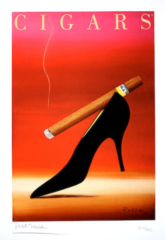 Razzia (Gerard Courbouleix - French, born 1949); Cigars;