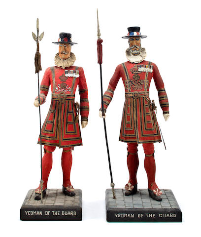A pair of Befeaters