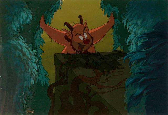 A Walt Disney celluloid from Hercules