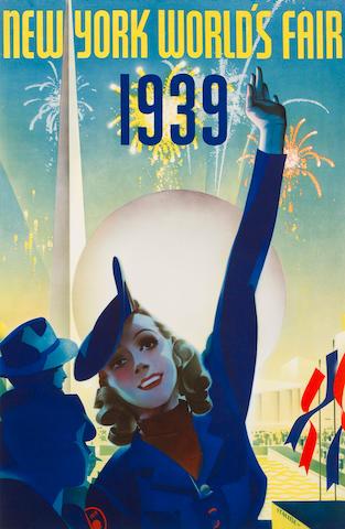 Worlds Fair Poster