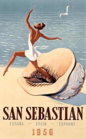 Anonymous San Sebastian;