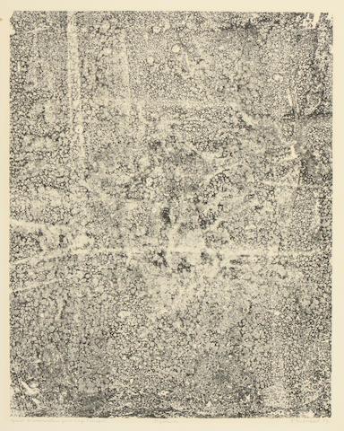 Jean Dubuffet (French, 1901-1985); Mycélium;