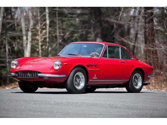 1967 Ferrari 330 GTC Coupe  Chassis no. 10367 Engine no. 10367