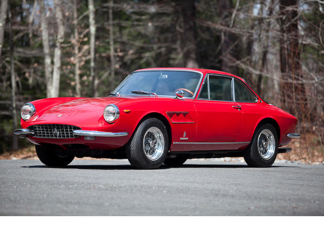 1967 Ferrari 330 GTC Coupe  Chassis no. 10367 Engine no. 10367