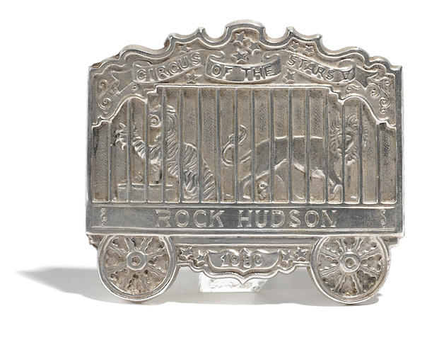 Tiffany belt buckle