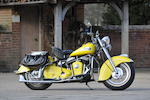 1953 Indian Chief  Engine no. CS61041
