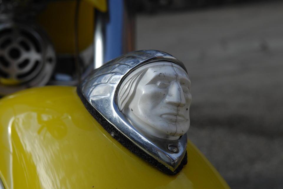 1953 Indian Chief  Frame no. CS61041 Engine no. CS61041