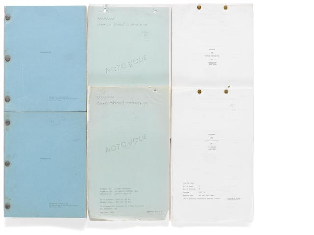 A group of Notorious scripts
